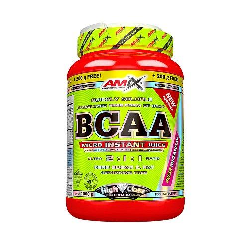 Amix BCAA Micro Instant, 1000g, Black Cherry