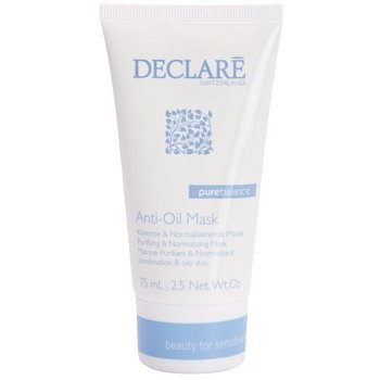 Declaré Pure Balance čisticí maska na redukci mastnoty pleti  75 ml