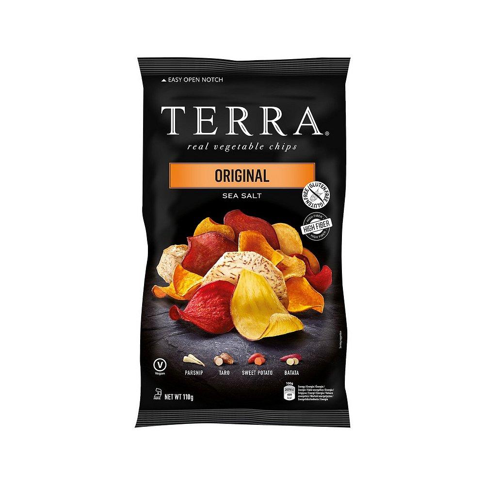 JOYA Zeleninové chipsy Original 110 g