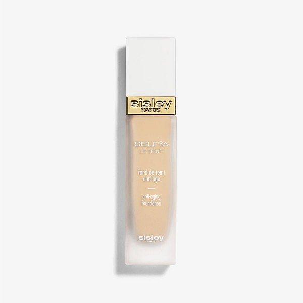 Sisley Sisleya Le Teint  make-up proti stárnutí pleti. Rozjasňující – vyhlazující – vypínající.  00B Shell