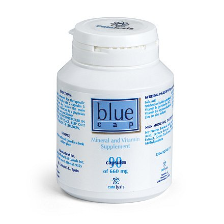 BlueCap kapsle orální tobolky 90