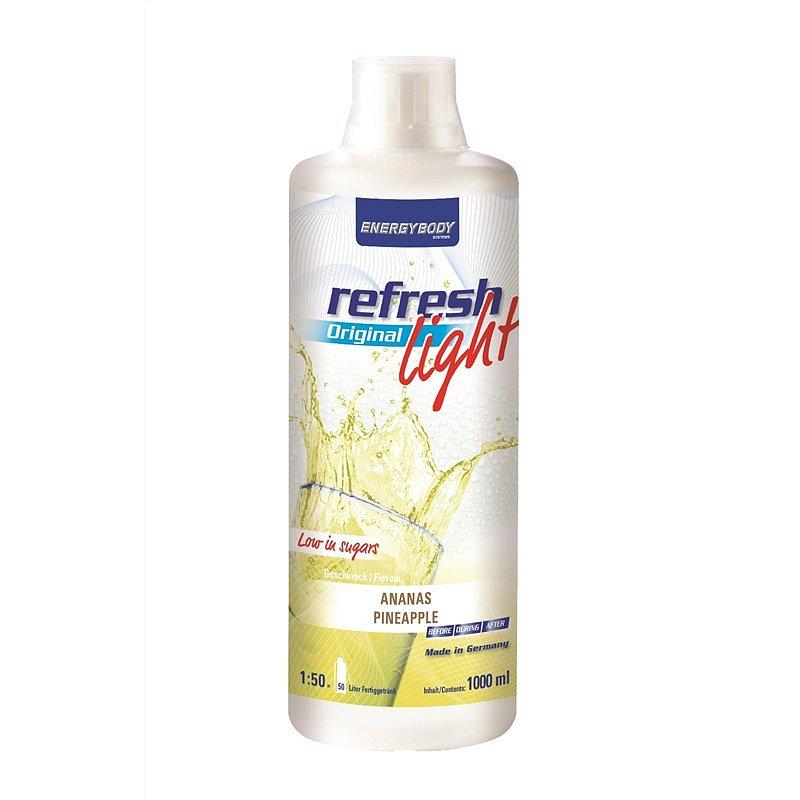 EnergyBody Refresh Light Original ananas 1L