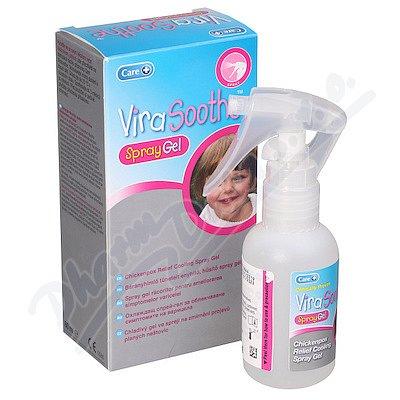 VIRASOOTHE Spray Gel 60ml - II.jakost