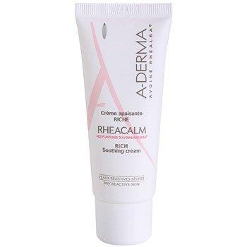 A-Derma Rheacalm výživný zklidňující krém pro suchou pleť 40 ml