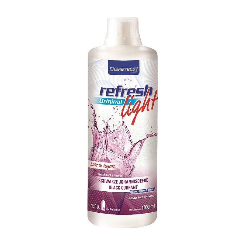 EnergyBody Refresh Light Original černý rybíz 1L