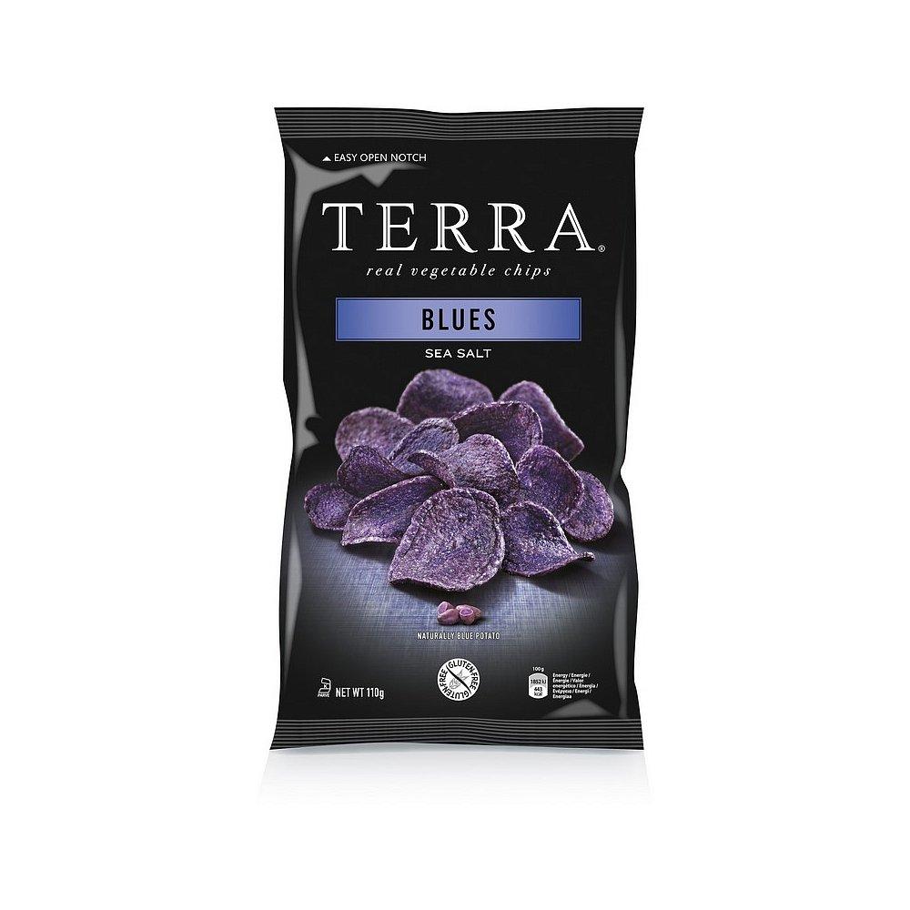 JOYA Zeleninové chipsy Blues 110 g