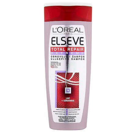 L'Oréal Paris Elseve Total Repair Extreme obnovující šampon na extrémně poškozené vlasy 250ml