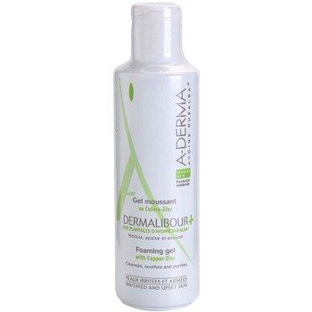 A-Derma Dermalibour+ pěnivý gel 250 ml