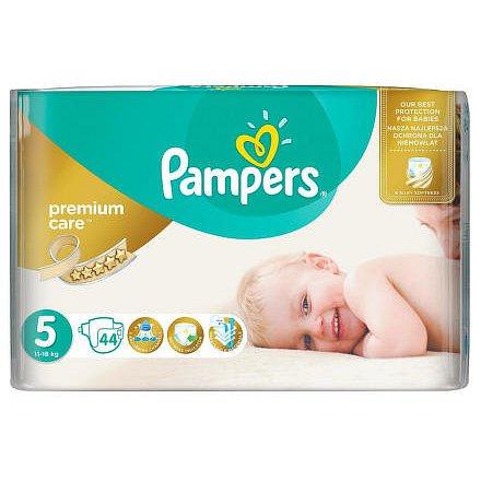 PAMPERS Premium Care Junior 11-18kg dětské pleny dětské pleny 44ks