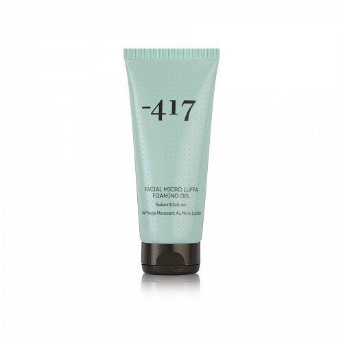 -417 Facial Micro Luffa Foaming Gel  exfoliační čisticí gel s Lufou 200ml