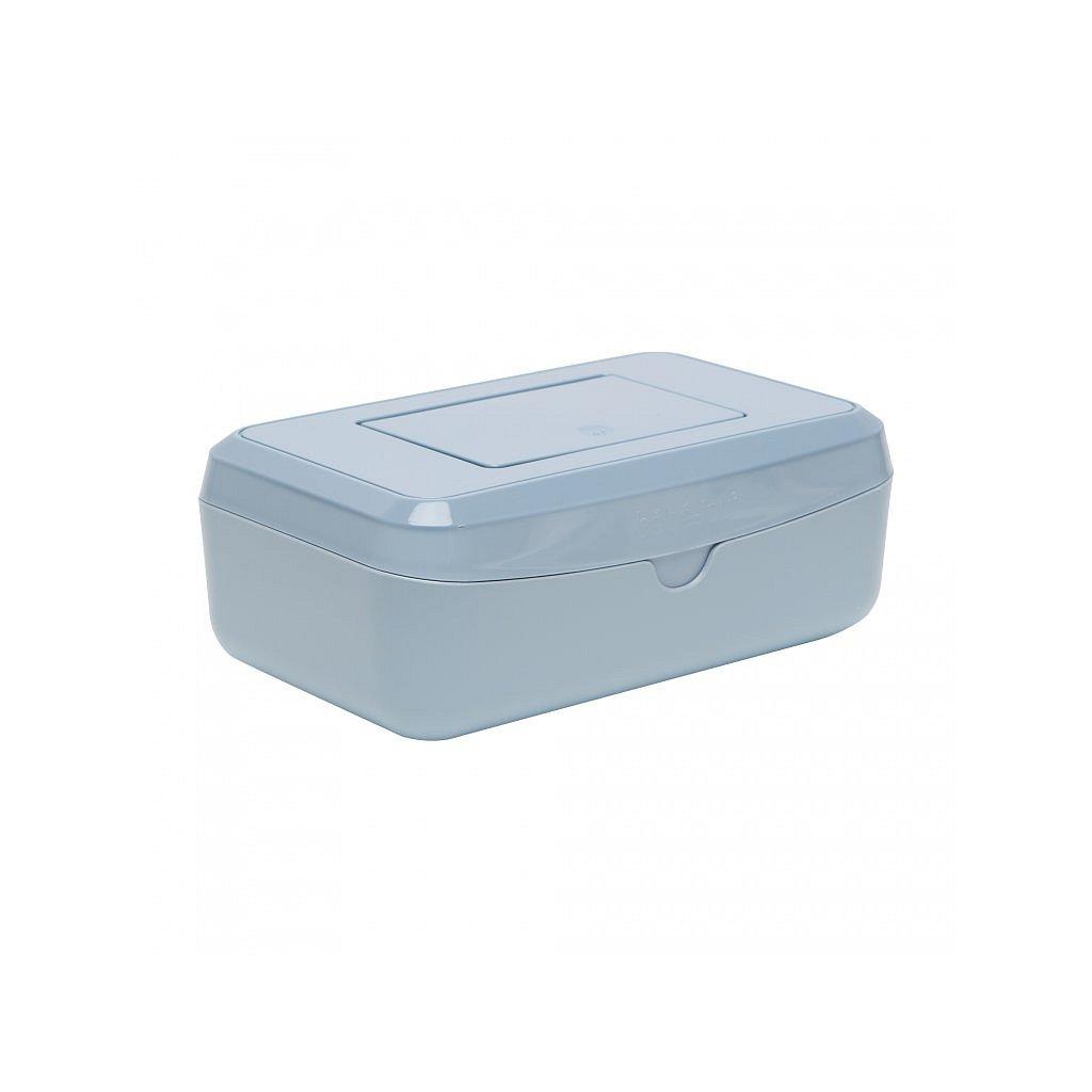 Bébé-Jou Box na ubrousky Leopard Blue