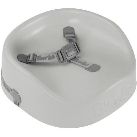 Bumbo sedátko BOOSTER SEAT Light Grey