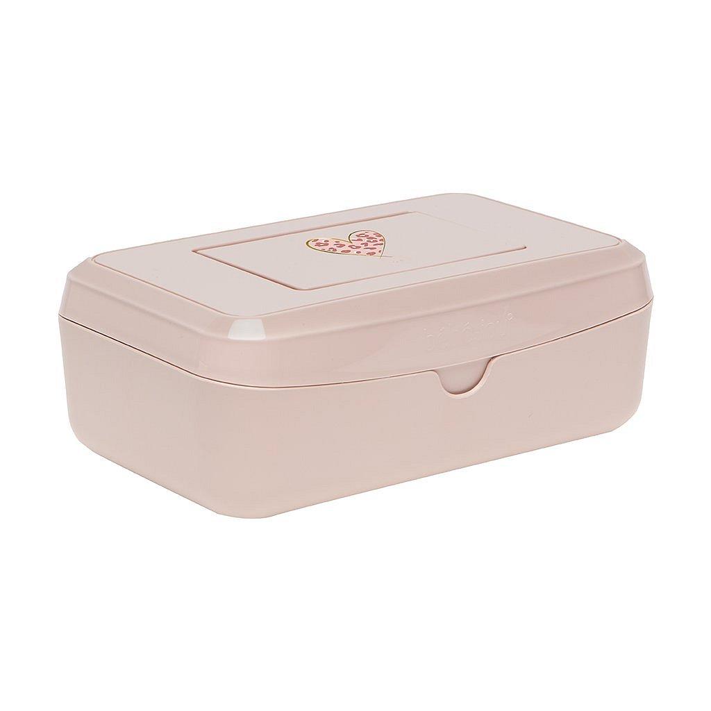 Bébé-Jou Box na ubrousky Leopard Pink