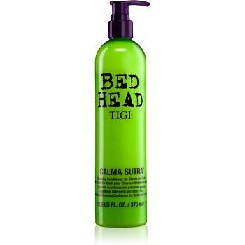 TIGI Bed Head Calma Sutra čisticí a hydratační kondicionér pro vlny a kudrny  375 ml