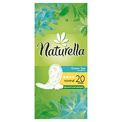 Naturella intimky Normal 20ks Green Tea