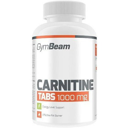 L-Karnitin TABS 100 tbl - Gym Beam