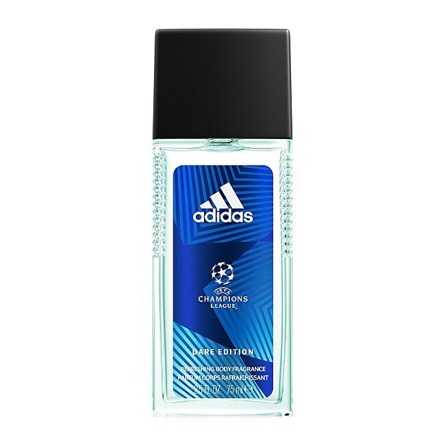 Adidas UEFA Champions League Dare Edition - deodorant s rozprašovačem 75 ml
