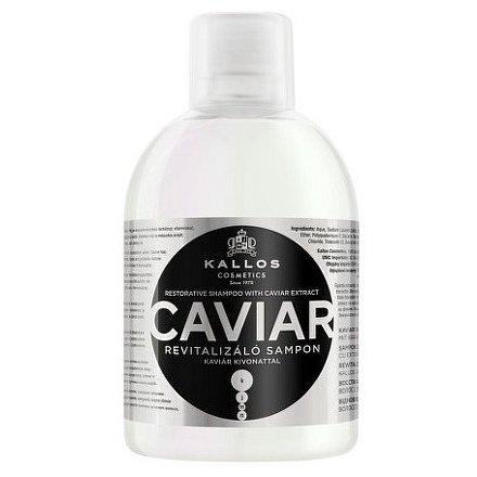 Obnovující šampon s kaviárem KJMN 1000 ml
