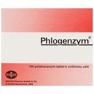 Phlogenzym 100 tablet