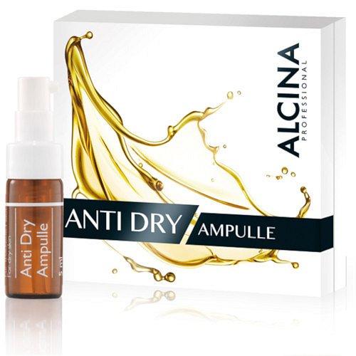 Alcina Péče pro suchou až velmi suchou pleť (Anti Dry Ampulle) 5 ml