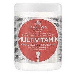 Oživující maska na vlasy s multivitamíny 1000ml