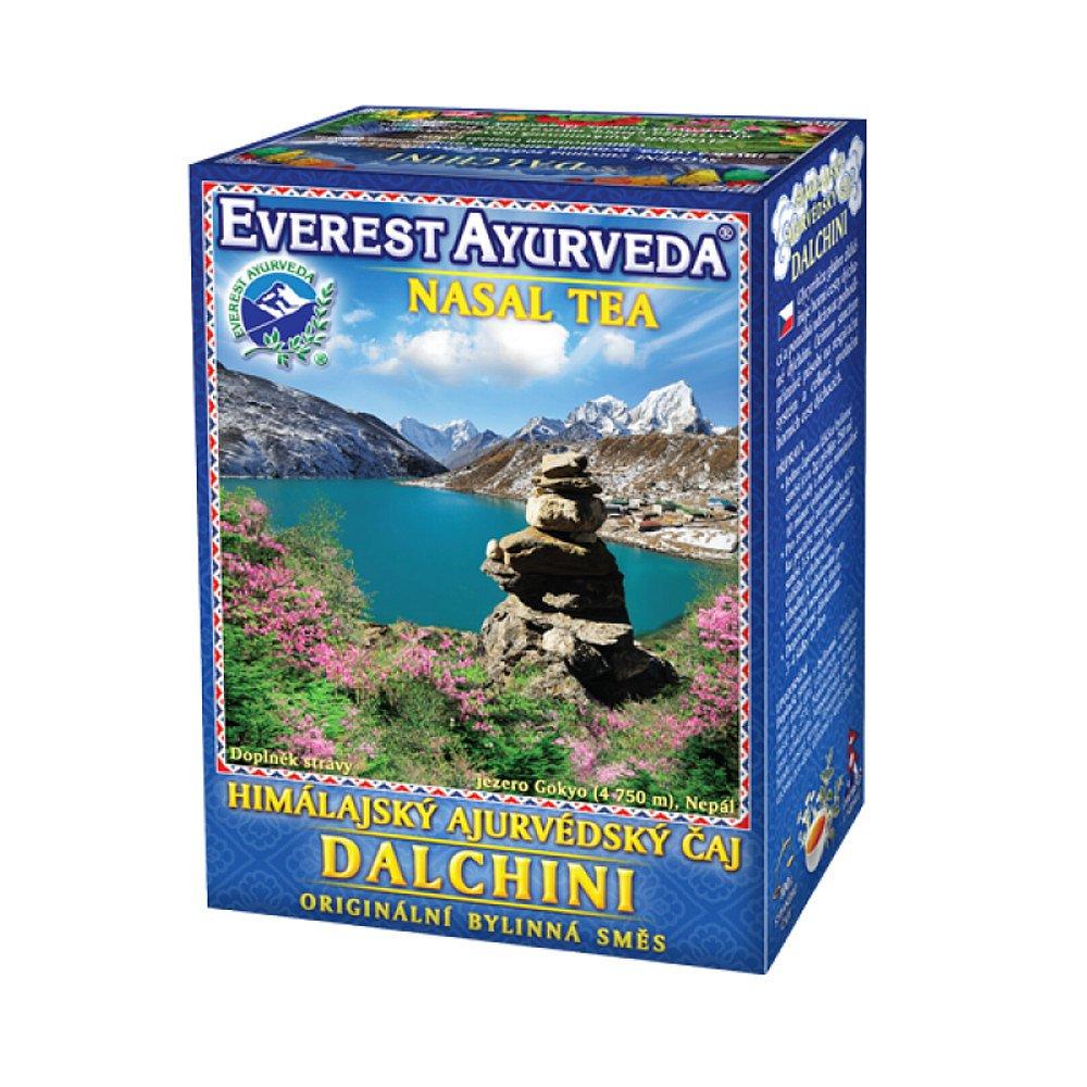 EVEREST-AYURVEDA DALCHINI Dýchací cesty 100 g sypaného čaje