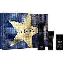 Armani Code for Men Dárková sada pánská toaletní voda 125 ml, sprchový gel 75 ml a deostick 75 ml