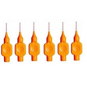 TePe mezizub.kart. G2 oranž. 0.45mm 6ks 137620