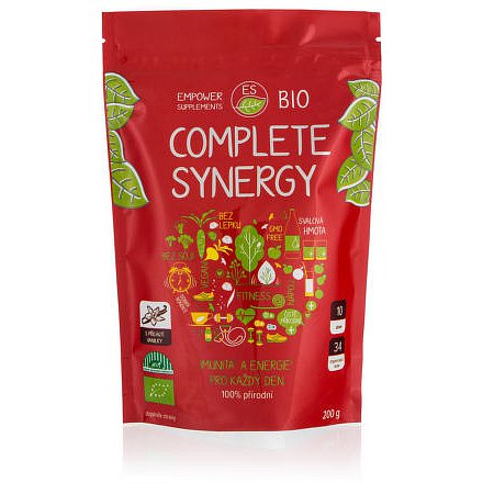 ES BIO Complete Synergy drink