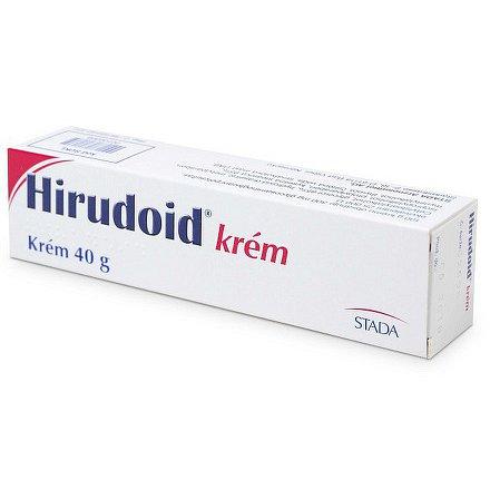 Hirudoid dermální krém  1 x 40 g