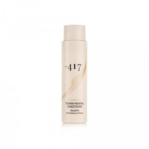 -417 Vitamin Mineral Conditioner  lehký vlasový kondicionér s minerály z Mrtvého moře 400ml