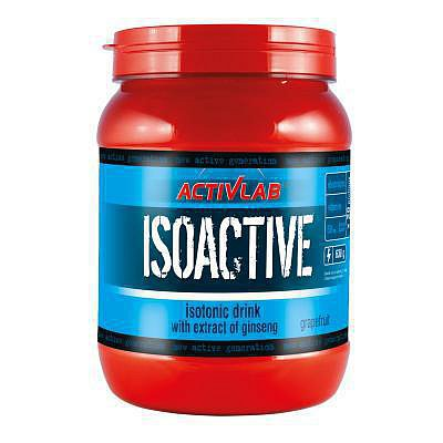 ActivLab Isoactive iont.nápoj s ženš. 630g grapefr