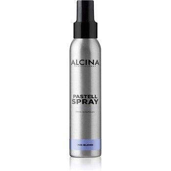 Alcina Pastell Spray tónující sprej na vlasy s okamžitým účinkem odstín Ice-Blond 100 ml