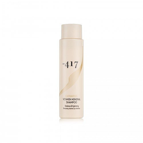 -417 Vitamin Mineral Shampoo hydratační šampon s vitamíny a minerály z Mrtvého moře 400ml