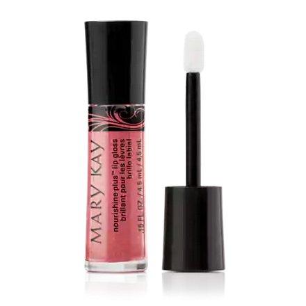 Mary Kay NouriShine Plus lesk na rty Pink Luster 4,5 ml
