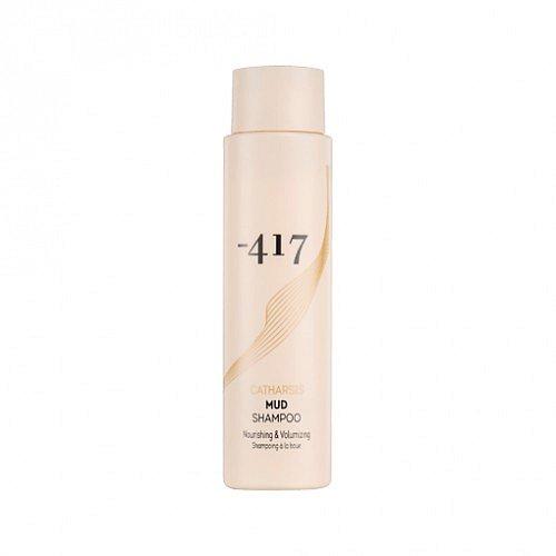 -417 Mud Shampoo  výživný šampon s bahnem z Mrtvého moře pro větší objem 400ml
