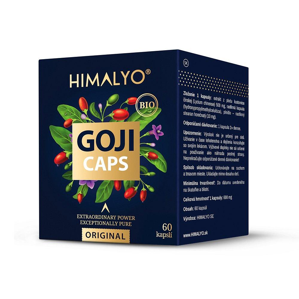 Himalyo Bio Goji 60 cps.
