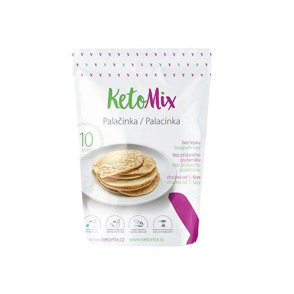 KetoMix Proteinová palačinka 320g (10 porcí)