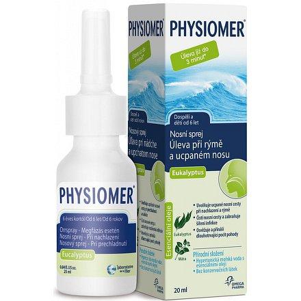 Physiomer Eukalyptus 20ml