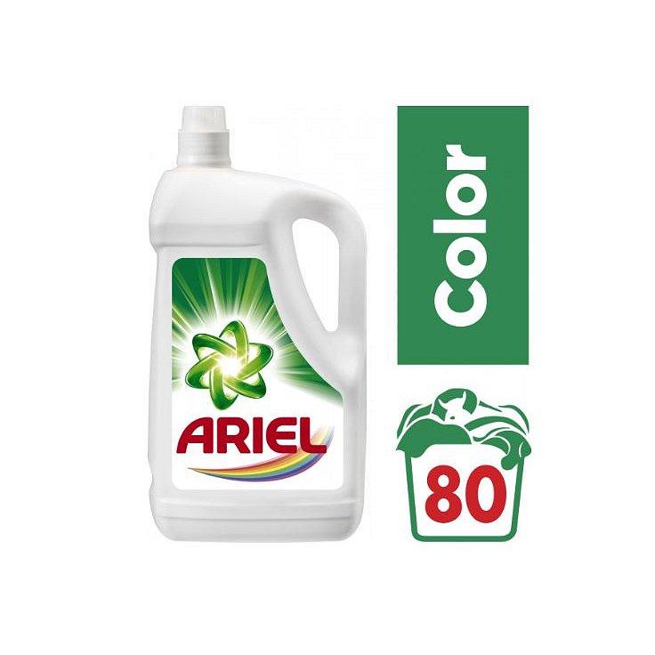 Ariel prací gel Color, 80 praní 4,4 l
