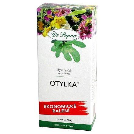 Čaj bylinný redukční Otylka 100g Dr.Popov