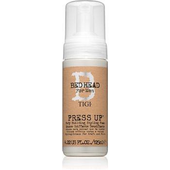 TIGI Bed Head For Men stylingová krémová pěna silné zpevnění  125 ml