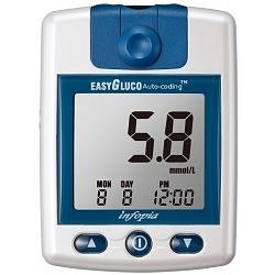 Glukometr EasyGluco + 25ks test. proužků
