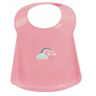 Plastový bryndák Bébé-Jou Blush Baby
