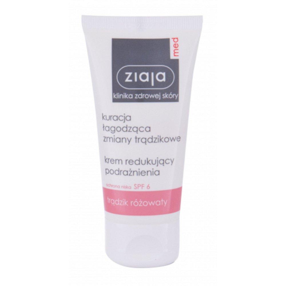 ZIAJA Med acne treatment denní pleťový krém SPF 6 50 ml