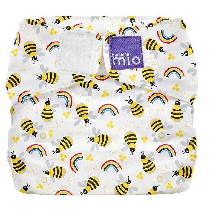Bambino Mio Miosolo látková plenka all in one Honeybee Hive