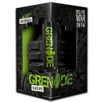 Grenade Black OPS spalovač 100 kapslí