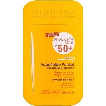 Bioderma Photoderm Max ochranný matující fluid na obličej SPF 50+ voděodolný  30 ml