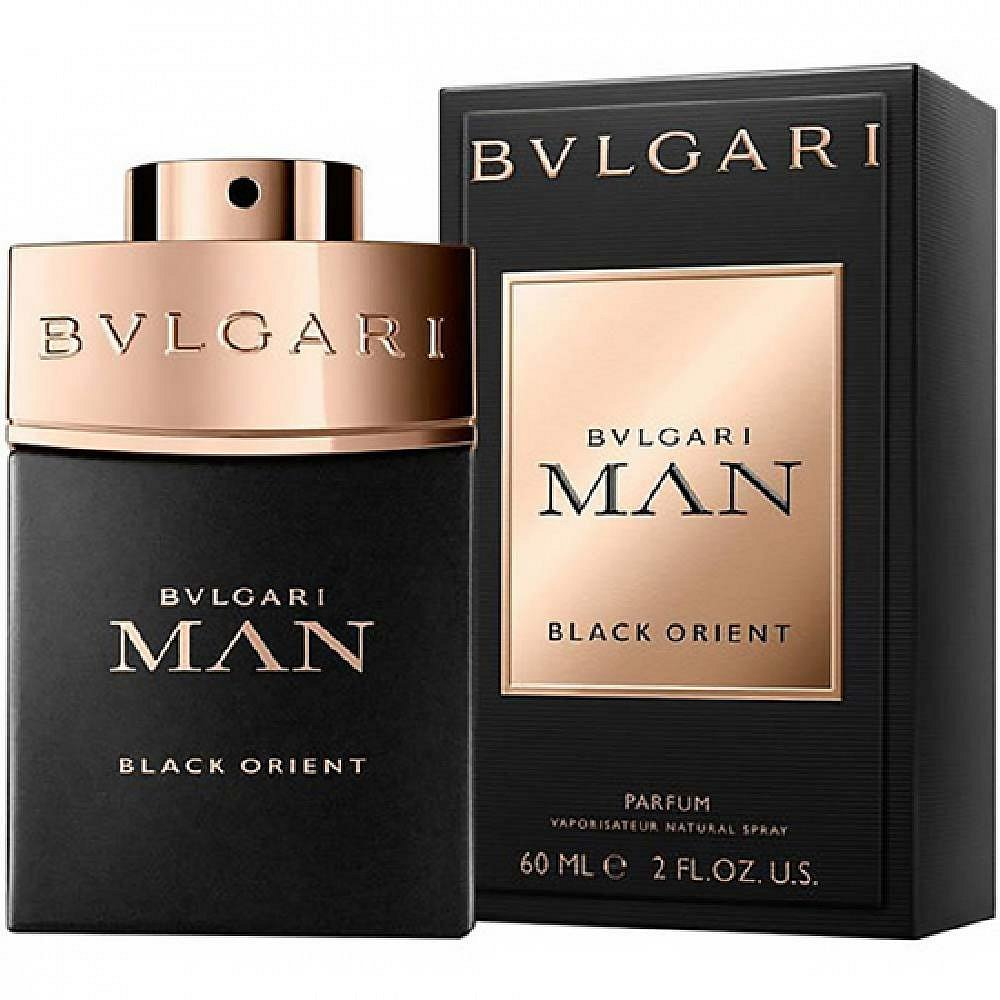 BVLGARI Man Black Orient Parfém 60 ml