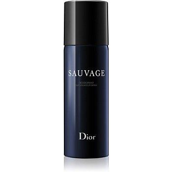 Dior Sauvage deospray pro muže 150 ml